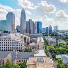 Rental info for SkyHouse Uptown in the Charlotte area