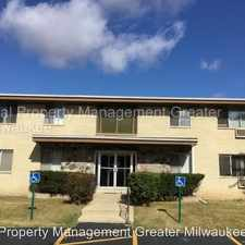 Rental info for 5240 W Midland Dr in the Milwaukee area