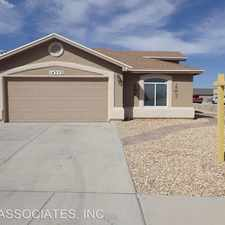 Rental info for 14353 DESERT SAGE