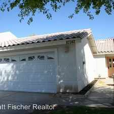 Rental info for 10742 E 34th St in the Fortuna Foothills area