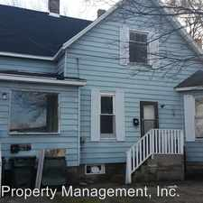 Rental info for 1592 8th St.