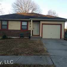 Rental info for 13013 Smalley in the Kansas City area