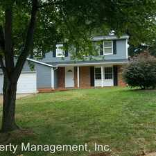 Rental info for 610 Bundy Circle in the Stonehaven area