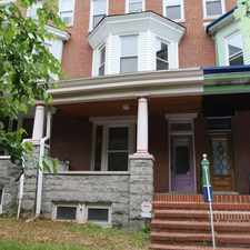 Rental info for 3038 Guilford Ave, in the Baltimore area