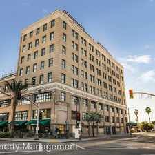 Rental info for 100 W. 5th Street #6C in the Los Angeles area