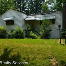 Rental info for 700 77th Way South
