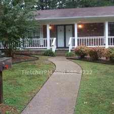 Rental info for Charming 3br/2ba home with den, for rent in Otter Creek.
