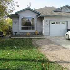 Rental info for Cold Lake Duplex for rent in the Cold Lake area