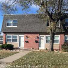 Rental info for 514 Chateau Dr Apt. A