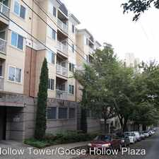 Rental info for Goose Hollow Plaza 1604 SW Clay in the Homestead area