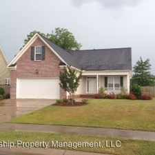 Rental info for 3205 Pacolet Drive