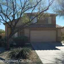 Rental info for 4419 E. Coyote Wash Drive