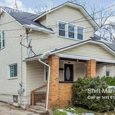 Rental info for 1321 McReynolds Ave NW in the Grand Rapids area