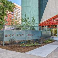 Rental info for Skyline 1801 in the Downtown area