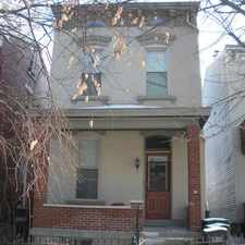 Rental info for 2716 Jefferson in the Corryville area
