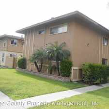Rental info for 1828 W GRAMERCY AVE #B in the West Anaheim area