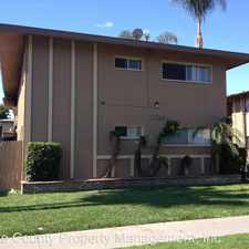 Rental info for 1826 W GRAMERCY AVE #B in the West Anaheim area
