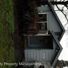Rental info for 1023 W 11th St. -