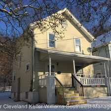 Rental info for 193 Charles Street in the 44310 area