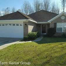 Rental info for 16648 Vanilla Drive