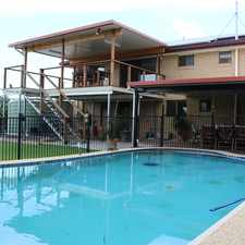 Rental info for Beautiful Deck Overlooking Pool! in the Blackstone area