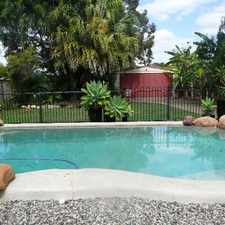 Rental info for Neat & tidy with a pool in the Clontarf area