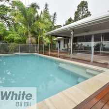 Rental info for *APPLICATION APPROVED* - MOVE IN AND ENJOY THE VIEWS THIS LARGE FAMILY HOME HAS TO OFFER! in the Sunshine Coast area