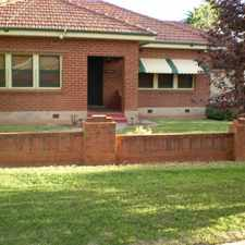 Rental info for Central/South Location in the Dubbo area