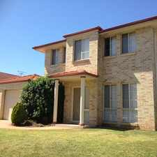 Rental info for Large 4 bedroom home + study + upstairs rumpus! Walk to schools & schools in the Stanhope Gardens area
