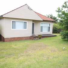 Rental info for CHARMING & IN A GREAT SPOT! in the Newcastle area