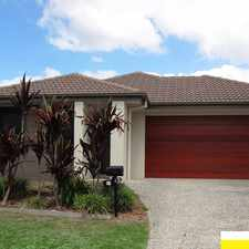 Rental info for *** TENANTS APPROVED *** LOW SET MODERN FAMILY HOME - 4 BED. 2 BATH. AIR CON. in the Brisbane area