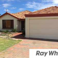 Rental info for FAMILY HOME - AIR CONDITIONING - PETS CONSIDERED! in the Australind area