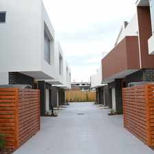 Rental info for STUNNING NEW TOWNHOUSE! in the Melbourne area