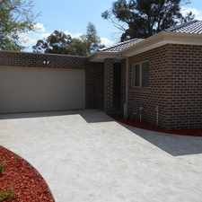 Rental info for New Three Bedroom Family Home!UNDER APPLICATION in the Melbourne area