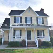 Rental info for Country Charm Convenient to I40, Shopping & Dining!