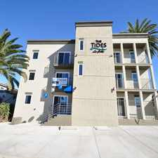 Rental info for Tides at La Jolla