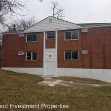 Rental info for 3658 Northdale Place - 2 in the Kennedy Heights area