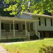 Rental info for Northern Calvert secluded private setting within The s neighborhood. 2 Car Garage!