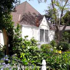 Rental info for 2511 Griffith Park Blvd. in the Silver Lake area