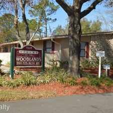 Rental info for Villas at Woodlands 7225 Crane Ave. in the Jacksonville area