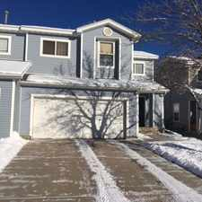 Rental info for 16013 East Nichols Place in the Aurora area