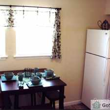 Rental info for Nice 1 BR with Eat-In Kitchen