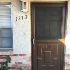 Rental info for 1273 Sylvia Avenue