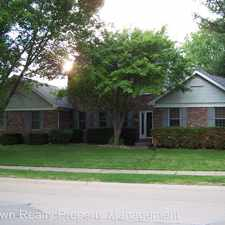 Rental info for 3614 Deer Springs Dr in the Bettendorf area