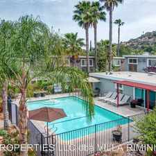 Rental info for 725 WASHINGTON HEIGHTS RD. 32 in the Rancho San Diego area