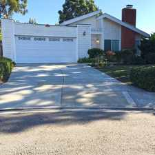 Rental info for 147 Honeycomb Court in the San Diego area