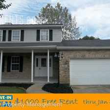 Rental info for 105 Zachery Drive, in the Middletown area