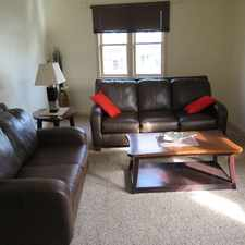 Rental info for DOWNTOWN 2ND FLOOR LOFT, AVAILABLE APRIL 1 in the Central Business District area