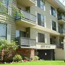 Rental info for 366 South Mentor Avenue #106 in the Pasadena area