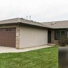 Rental info for Condo for rent in Dubuque.